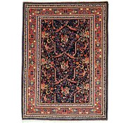 Link to 4' 6 x 6' 2 Varamin Persian Rug