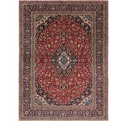 Link to 10' x 13' 6 Kashan Persian Rug