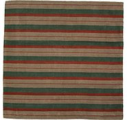Link to 8' x 8' 2 Reproduction Gabbeh Square Rug