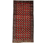 Link to 5' 8 x 11' 6 Ghoochan Persian Runner Rug