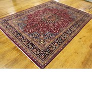Link to 9' 8 x 13' 1 Mashad Persian Rug