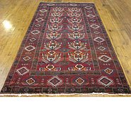 Link to 4' 11 x 9' 5 Balouch Persian Rug