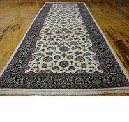 Link to 6' 10 x 20' 3 Mashad Persian Runner Rug