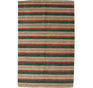 Link to 6' 5 x 9' 11 Reproduction Gabbeh Rug