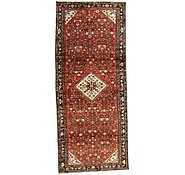 Link to 4' 1 x 9' 10 Hossainabad Persian Runner Rug