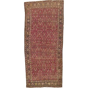 6' 8 x 15' 3 Malayer Persian Rug
