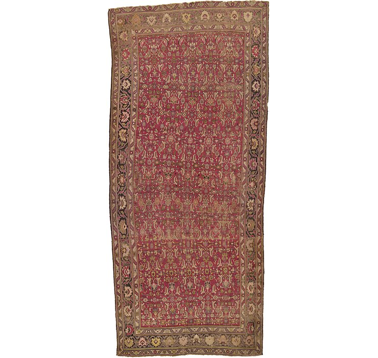 6' 8 x 15' 3 Malayer Persian Rug