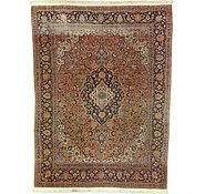 Link to 8' 7 x 11' 7 Kashan Persian Rug