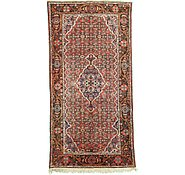 Link to 5' 1 x 10' 3 Hossainabad Persian Rug