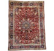 Link to 9' 1 x 12' 4 Mashad Persian Rug