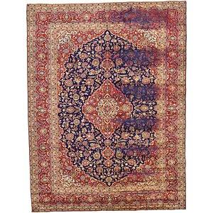 Unique Loom 9' 8 x 12' 10 Kashan Persian Rug