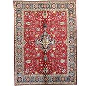 Link to 9' 8 x 13' Tabriz Persian Rug