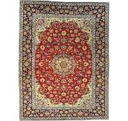 Link to 9' 8 x 12' 7 Isfahan Persian Rug