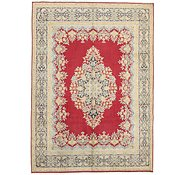 Link to 9' 6 x 13' 3 Kerman Persian Rug