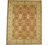 Link to 8' 11 x 11' 4 Peshawar Ziegler Oriental Rug