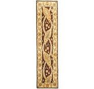 Link to 2' 5 x 9' 2 Peshawar Ziegler Oriental Runner Rug