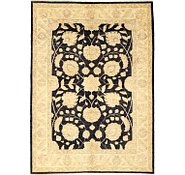 Link to 6' 2 x 8' 6 Peshawar Ziegler Oriental Rug