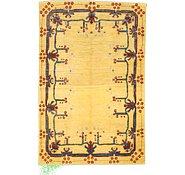 Link to 6' 2 x 9' 6 Floral Modern Ziegler Oriental Rug