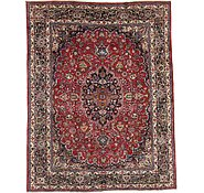 Link to 9' 7 x 12' 3 Mashad Persian Rug