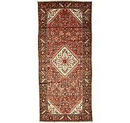 Link to 5' x 11' 3 Hossainabad Persian Runner Rug