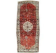 Link to 4' 5 x 10' Hamedan Persian Runner Rug