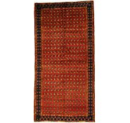 Link to 4' 5 x 9' 3 Hamedan Persian Rug