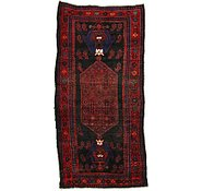 Link to 4' 4 x 9' Sirjan Persian Rug