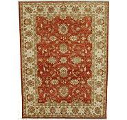 Link to 6' 4 x 8' 5 Peshawar Ziegler Oriental Rug