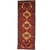 Link to 3' 6 x 9' 7 Hamedan Persian Runner Rug