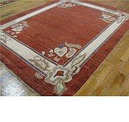 Link to 6' 10 x 9' Floral Modern Ziegler Oriental Rug