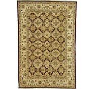 Link to 5' 6 x 8' 2 Peshawar Ziegler Oriental Rug