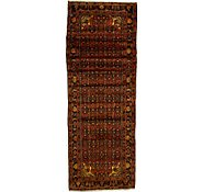 Link to 3' 11 x 10' 7 Hossainabad Persian Runner Rug