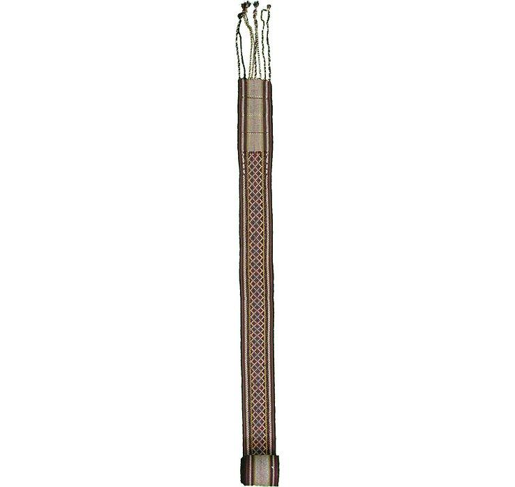0' 11 x 51' 9 Sumak Runner Rug