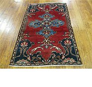 Link to 2' 7 x 4' 3 Hamedan Persian Rug