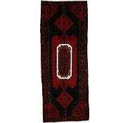 Link to 4' 3 x 10' 10 Meshkin Persian Runner Rug