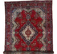 Link to 9' 6 x 13' 3 Tabriz Persian Rug