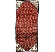 Link to 3' 11 x 8' 8 Hamedan Persian Rug
