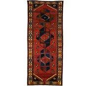 Link to 5' 1 x 11' 9 Shiraz Persian Runner Rug