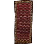 Link to 122cm x 297cm Hamedan Persian Runner Rug