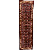 Link to 3' 8 x 13' 1 Hossainabad Persian Runner Rug