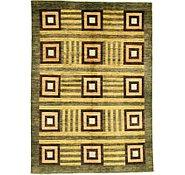 Link to 6' 8 x 9' 4 Checkered Modern Ziegler Oriental Rug