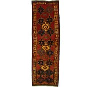 Link to 3' 11 x 11' 9 Shiraz-Lori Persian Runner Rug