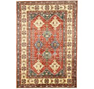 Link to 7' 1 x 10' 2 Kazak Oriental Rug