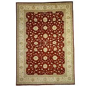 Link to 11' 9 x 16' 10 Peshawar Ziegler Oriental Rug