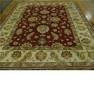 Link to 7' 4 x 9' 3 Peshawar Ziegler Oriental Rug