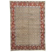 Link to 8' x 11' 4 Mood Persian Rug