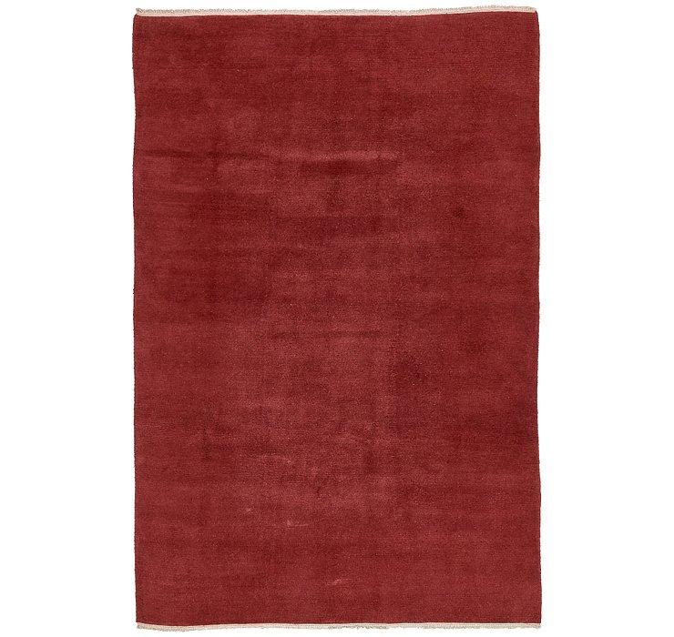 6' 6 x 9' 8 Indo Tibet Rug