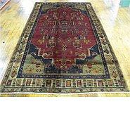 Link to 5' 4 x 9' 11 Hamedan Persian Rug