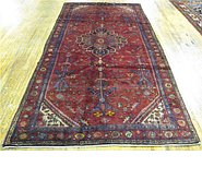 Link to 5' 3 x 11' 2 Hamedan Persian Runner Rug