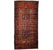 Link to 5' x 10' 3 Hamedan Persian Runner Rug